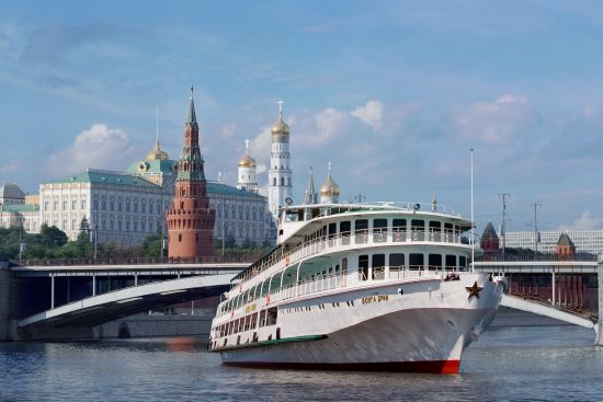 Volga Dream - Exterior