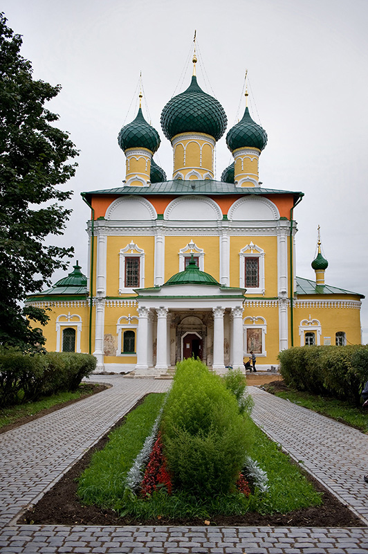 Church of St. John the Baptist on the Volga - Uglich