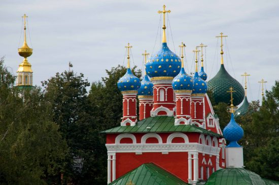 Church of St. Dmitry on the Blood - Uglich