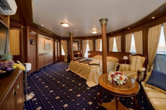 MS Volga Dream - Owner's Suite