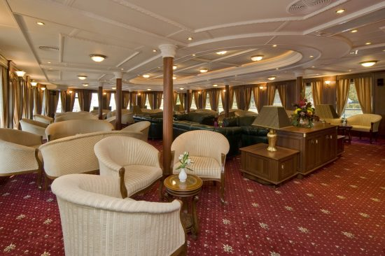 MS Volga Dream Ship - Lounge 2