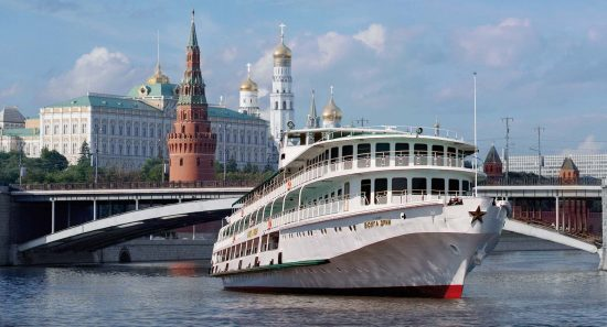 Lower Volga 2018 (Moscow – Astrakhan) 13 Days