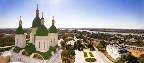 Lower Volga 2022 (Astrakhan – Moscow) 14 Days
