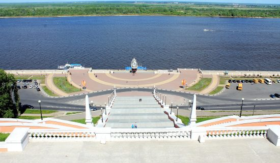 Lower Volga 2018 (Moscow – Astrakhan) 14 Days