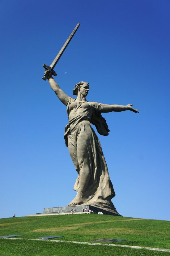 The Motherland Calls - Volgograd