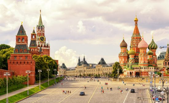 Red Square - Moscow