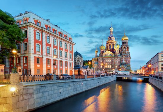 Signature Journey: The Baltics & Russia by Land & Sea 2020 (Stockholm – Moscow)
