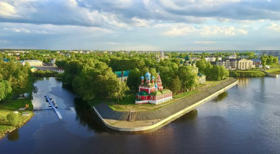 Volga Dream 2021 (St. Petersburg – Moscow) GOLD