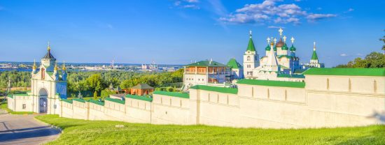 Grand Volga 2021 (Moscow – Volgograd) 11 Days